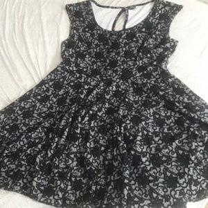 Gorgeous Torrid new party dress size 3